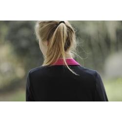 Veste de concours SPORT Point Sellier - Noir et Fuchsia