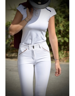 Breeches - white/ caramel...