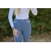 pantalon d'équitation Pénélope bleu gris