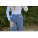 pantalon d'équitation bleu gris point sellier Pénélope store
