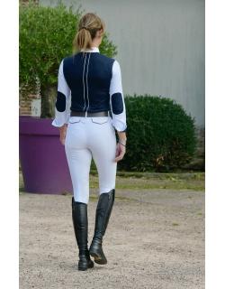 chemise de concours vienne bleue marine Pénélope-Store