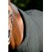 chemise noire pour cheval en bambou dry Pénélope