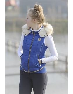Roger Down Jacket - Royal blue