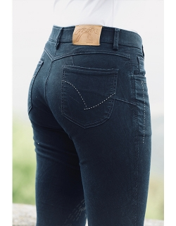 Denim Breeches Pénélope