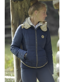Beaumont Winter Jacket - Navy