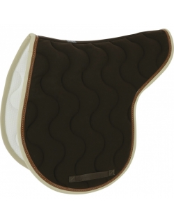 Hunter Saddle Pad - Chocolate