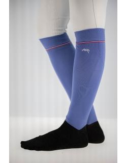 Luxe socks - Vintage blue