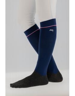 Luxe socks - Navy