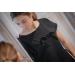 T-shirt Poppy - Noir