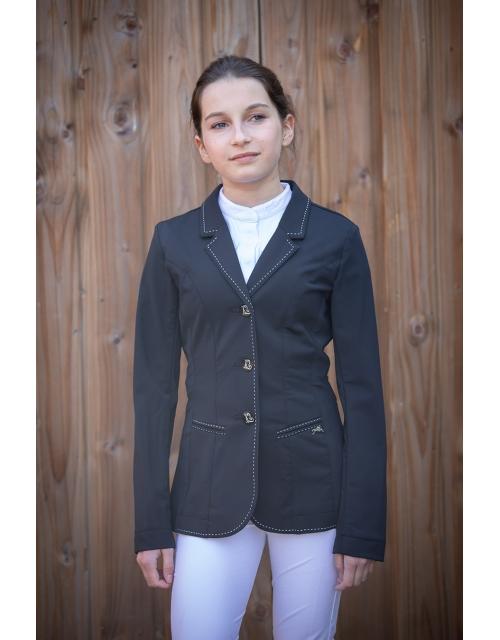Paris soft Navy show jacket - Junior
