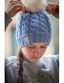 Bonnet Treki - Bleu arctique